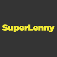 SuperLenny small round logo