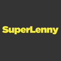 SuperLenny small round logo