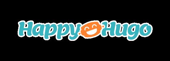 HappyHugo logo