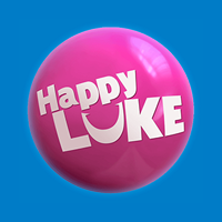 Happy Luke small round logo
