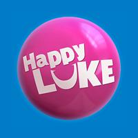 Happy Luke small round logo